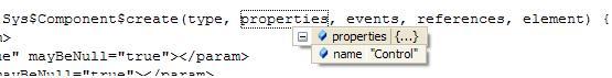 Propertyparameter